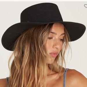 new billabong straw hat